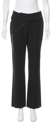 Yigal Azrouel Mid-Rise Flared Pants