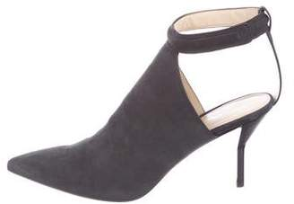 3.1 Phillip Lim Suede Ankle Booties
