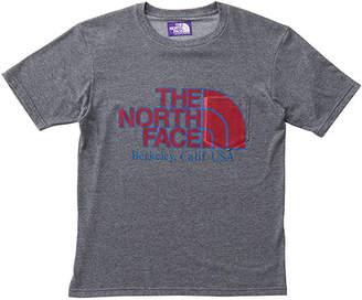 The North Face (ザ ノース フェイス) - THE NORTH FACE PURPLE LABEL H/S Logo Pocket Tee