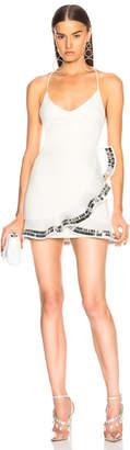 David Koma Layered Ruffle Dress