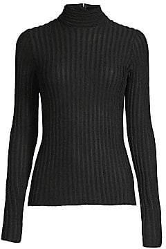 08f54ce0ea594 L Agence Women s Celeste Mock Turtleneck Sweater