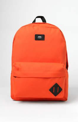 Vans Old Skool II Orange Backpack