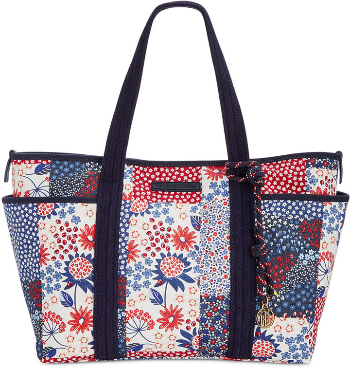 Tommy Hilfiger Tommy Hilfiger Dariana Patchwork Tote
