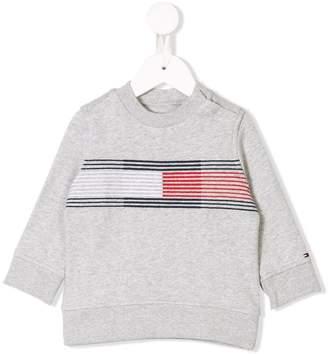 Tommy Hilfiger Junior embroidered sweatshirt