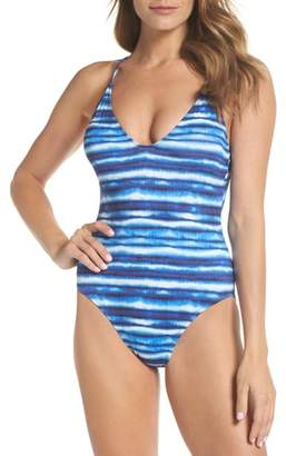 LaBlanca La Blanca Strappy Back One-Piece Swimsuit
