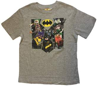 Lego DC Super Heroes Character Shirt 4-16 Batman Superman Flash Joker Mediu