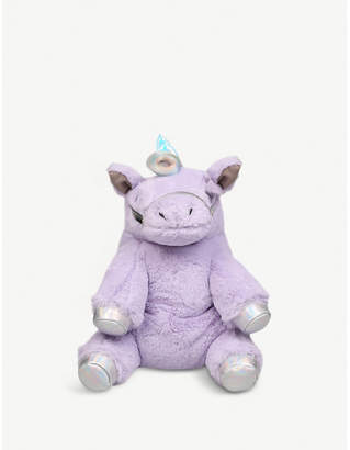 Miss KG Mini Magical Unicorn plush backpack