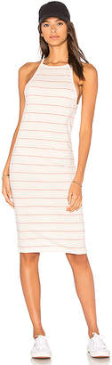 Obey Tuesday Dress in Cream $46 thestylecure.com