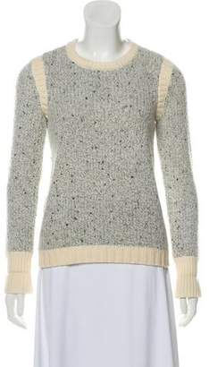 Rag & Bone Wool-Blend Crew Neck Sweater