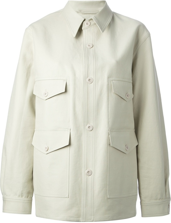 Christophe Lemaire 'Field' jacket