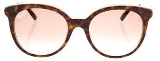 Gucci Marbled Gradient Sunglasses