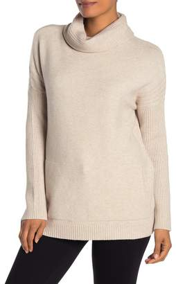 Cyrus Cowl Neck Dolman Sleeve Pullover