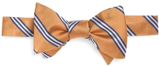 Brooks Brothers Mini BB#1 Stripe Bow Tie