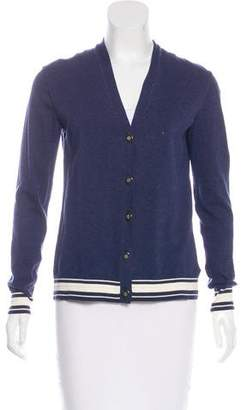 Tory Burch Button-Up Cardigan