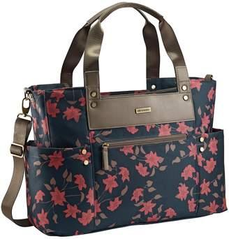 JJ Cole Arrington Floral Tote Diaper Bag