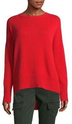 Karenia Cashmere Sweater $425 thestylecure.com