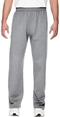 Fruit of the Loom Best CollectionTM Men's Fleece Elastic Bottom Pant