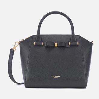 Ted Baker Women's Janne Bow Detail Zip Tote Bag