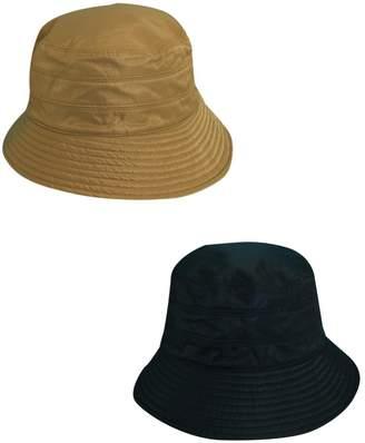 Dorfman Pacific Women's Tapered Waterproof Rain Hat (Pack of 2)