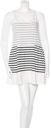 Boy. by Band of Outsiders Sleeveless Mini Dress $85 thestylecure.com