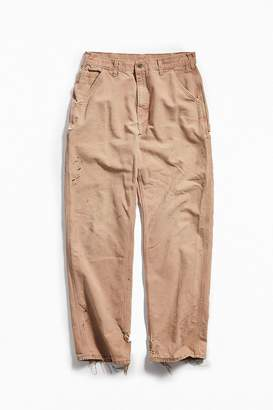 Urban Outfitters Vintage Vintage Carhartt Taupe Carpenter Pant