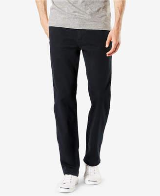 Dockers Alpha Jean-Cut Straight-Fit Khaki Pants D2