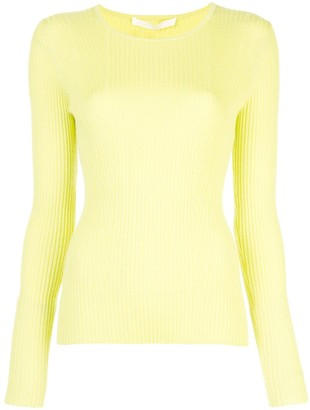 Jason Wu Collection ribbed knit sweater