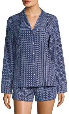 Stella McCartney Poppy Snoozing Long-Sleeve Pajama Set