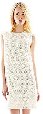 JCPenney Joe FreshTM Lace-Front Dress