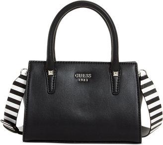 GUESS Loree Mini Satchel $68 thestylecure.com