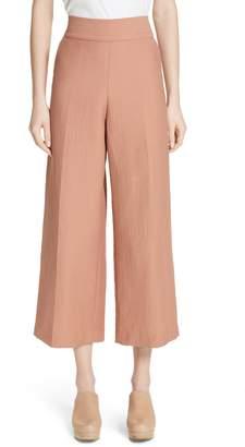 Rachel Comey Essence Seersucker Crop Pants