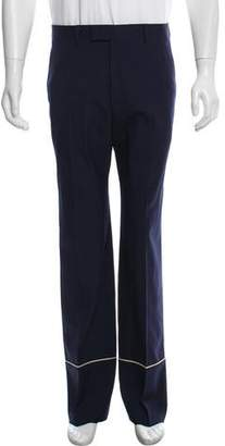 Gucci Twill Contrast Dress Pants w/ Tags
