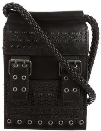 Saint LaurentYves Saint Laurent Leather Shoulder Bag
