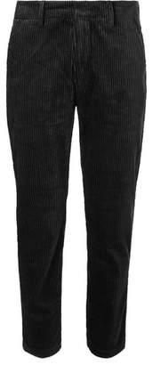 NN07 Benjamin Cotton-Corduroy Trousers