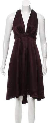 Andrew Gn Sleeveless Midi Dress w/ Tags