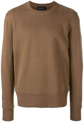 Ann Demeulemeester round neck sweatshirt