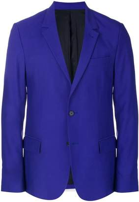 Ami Alexandre Mattiussi two buttons lined jacket