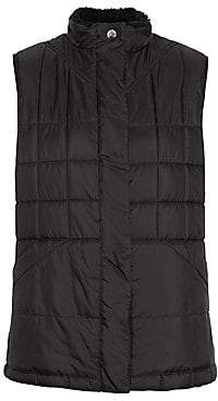 Burberry Women's Leintune Quilted Vest