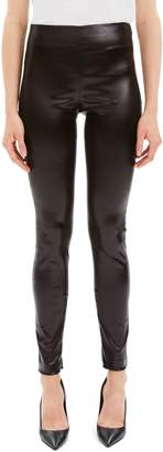 Theory Faux Leather Leggings
