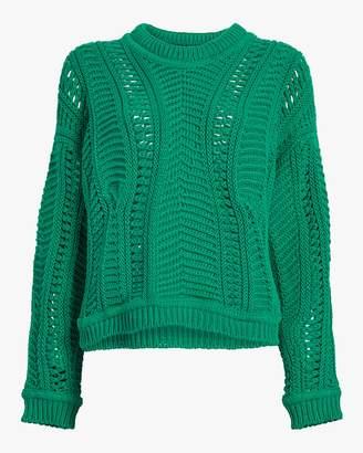 BA&SH Gramy Open Knit Sweater