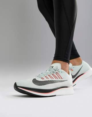 Nike Running Zoom fly sneakers in mint 880848-009