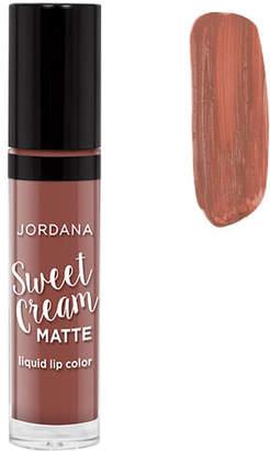 Jordana Sweet Cream Matte Liquid Lip Color - Cinnamon Toast