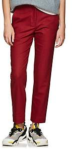 Rag & Bone Women's Poppy Wool-Blend Pants - Red