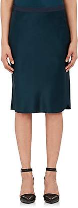 Nili Lotan WOMEN'S LILLIE SILK KNEE-LENGTH SKIRT