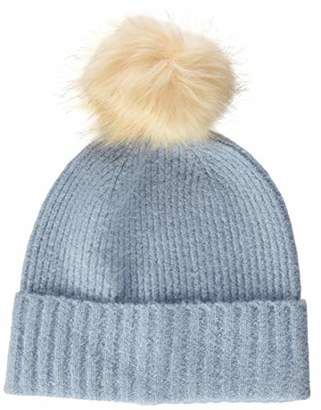 Pieces Women's Pcdiana Wool Hood Noos Beanie, Nugget Gold