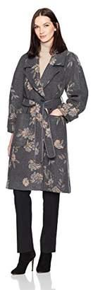 Rebecca Taylor Women's Jacquard Coat