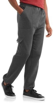 I5 Men's Cargo Pocket Fleece Sweatpant
