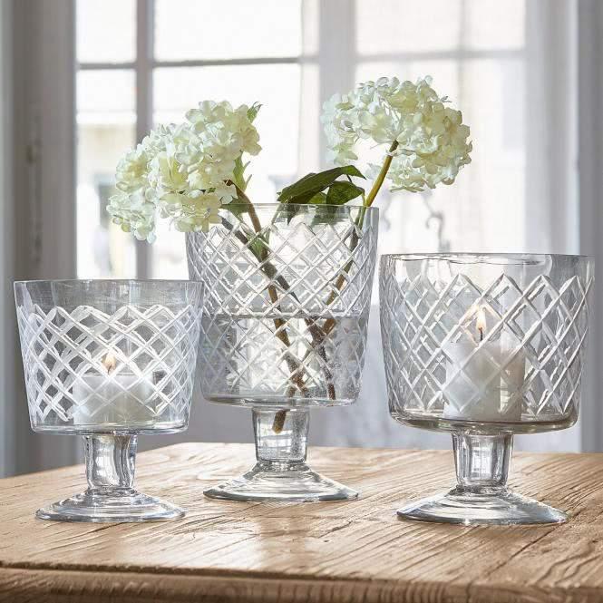 LOBERON Vase 3er Set Léogeats
