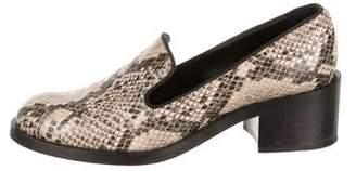 Stella McCartney Vegan Leather Loafers
