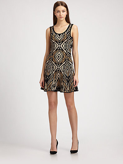 Torn By Ronny Kobo Torn Luciana Scoopback Dress